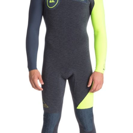 Long John Selado Quiksilver 2.2 mm Highline Sem Zíper