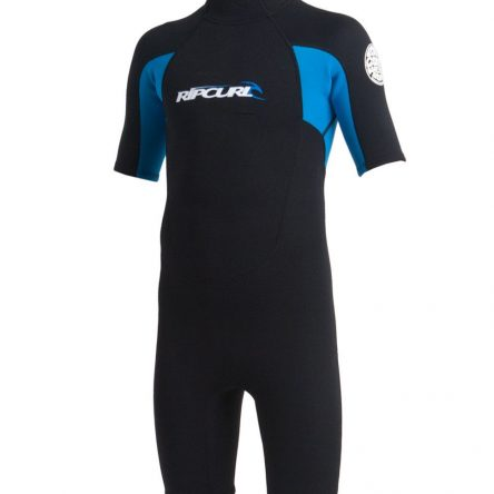 Roupa de Borracha Infantil Short John Rip Curl Kids Freelite 2mm